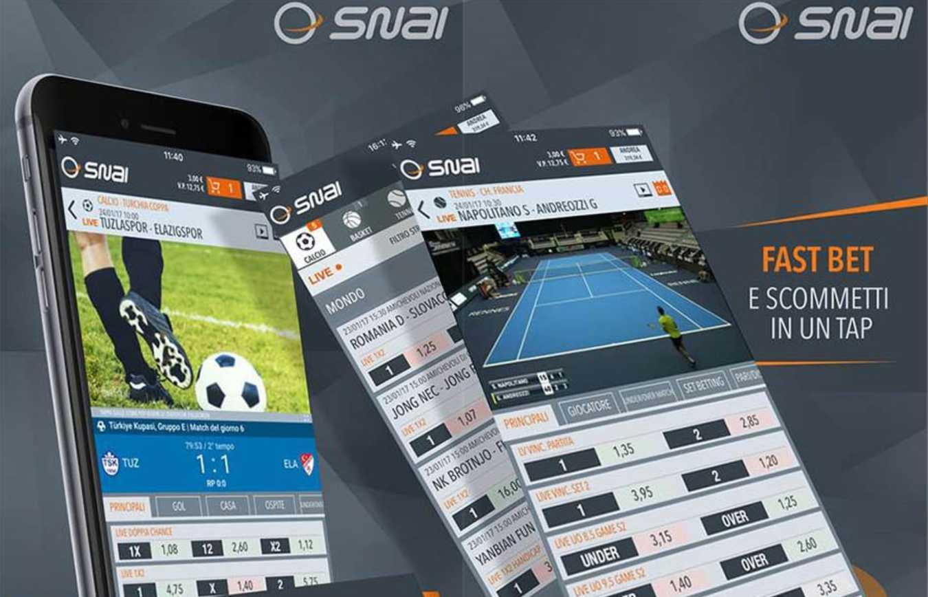 Snai Poker Mobile e app casinò: i tuoi giochi di carte preferiti sempre con te!
